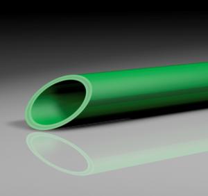 Трубы для систем отопления aquatherm green pipe — SDR 9 MF RP